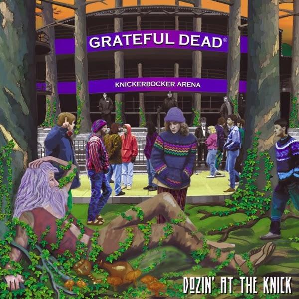 Grateful Dead Dozin' At The Knick