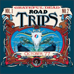 Grateful Dead Road Trips 1.2 album cover artwork