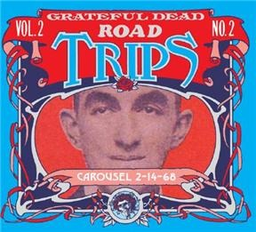 Grateful Dead Road Trips 2.2 album cover artwork