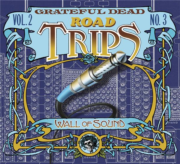 Grateful Dead Road Trips 2.3 album cover artwork