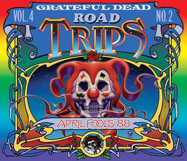 Grateful Dead Road Trips 4.2 album cover artwork