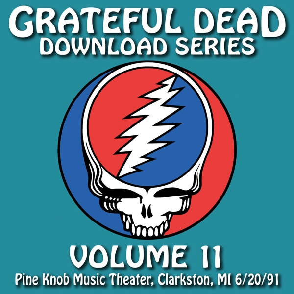 Grateful Dead Download Series 11 album cover artwork