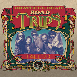 Grateful Dead Road Trips 1.1 album cover artwork