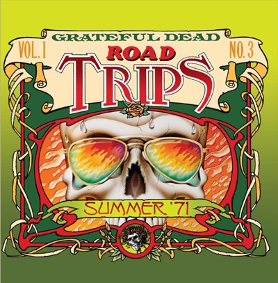Grateful Dead Road Trips 1.3 album cover artwork
