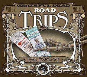 Grateful Dead Road Trips 2.4 album cover artwork