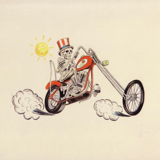 Grateful Dead Spring 1990 Nassau 3/30/90 album cover artwork