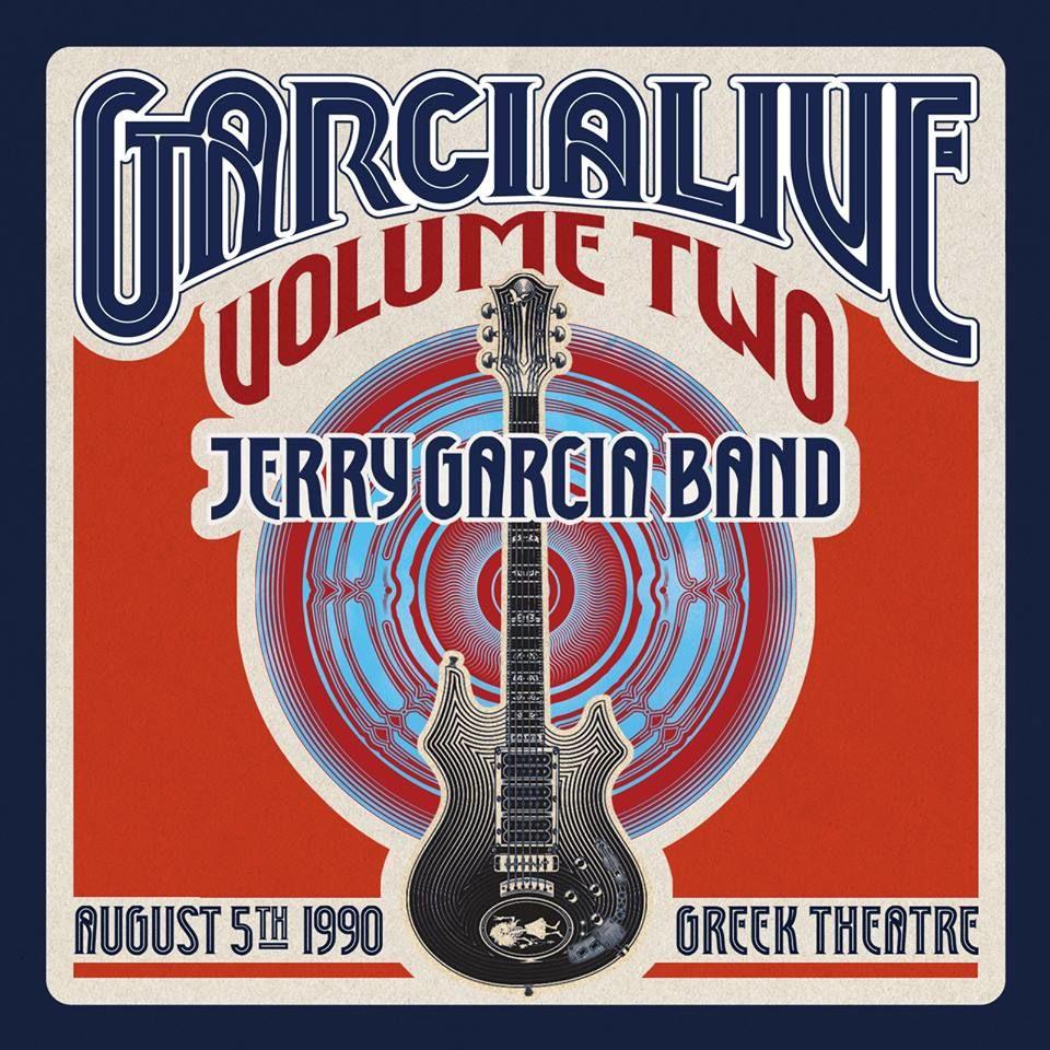 Jerry Garcia Garcia Live Volume 2