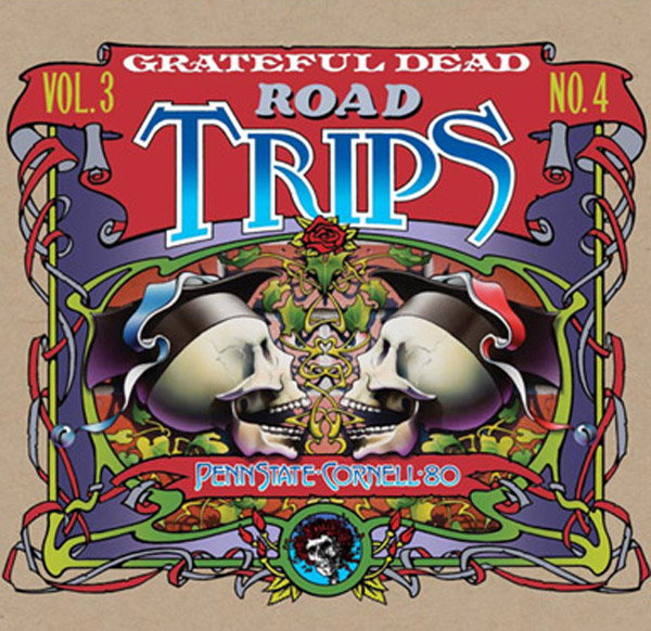 Grateful Dead Road Trips 3.4 album cover artwork