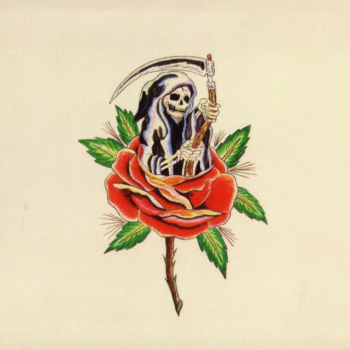 Grateful Dead Spring 1990 Hamilton 3/22/90 album cover artwork