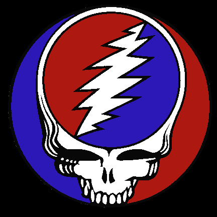 Grateful Dead Steal Your Face logo