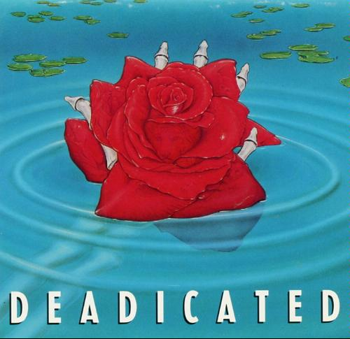 Deadicated Grateful Dead album cover artwork